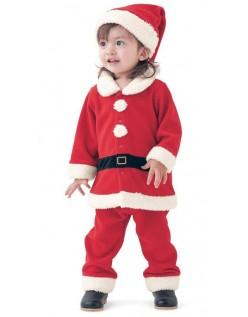 Baby Nissedrakt Jente Og Gutt Barn Julekostyme