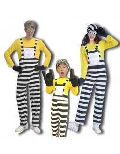 Grusomme Meg 3 Minions Dave Kostyme Barn