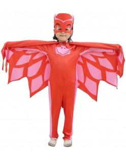 Pysjheltene Kostyme PJ Masks Ugline Utkledningsklær Barn