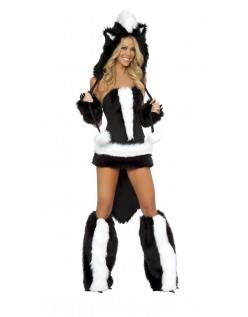 Halloween Kattekostyme Dyrekostymer