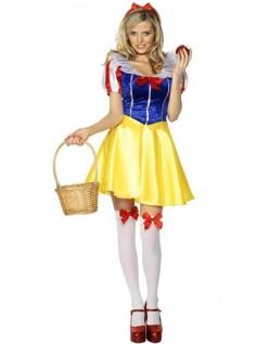 Feber Fairytale Snøhvit Kostyme