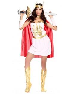Gresk Solgud Gladiator Kostyme