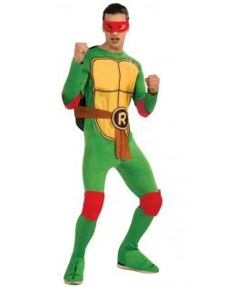 Klassisk Ninja Turtles Raphael Kostyme