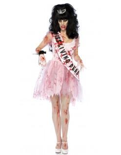 Putrid Zombie Brud Kostyme