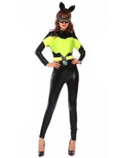 Dark Knight Superhelt Batgirl Kostyme
