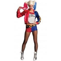 Barn Suicide Squad Harley Quinn Kostyme Sett