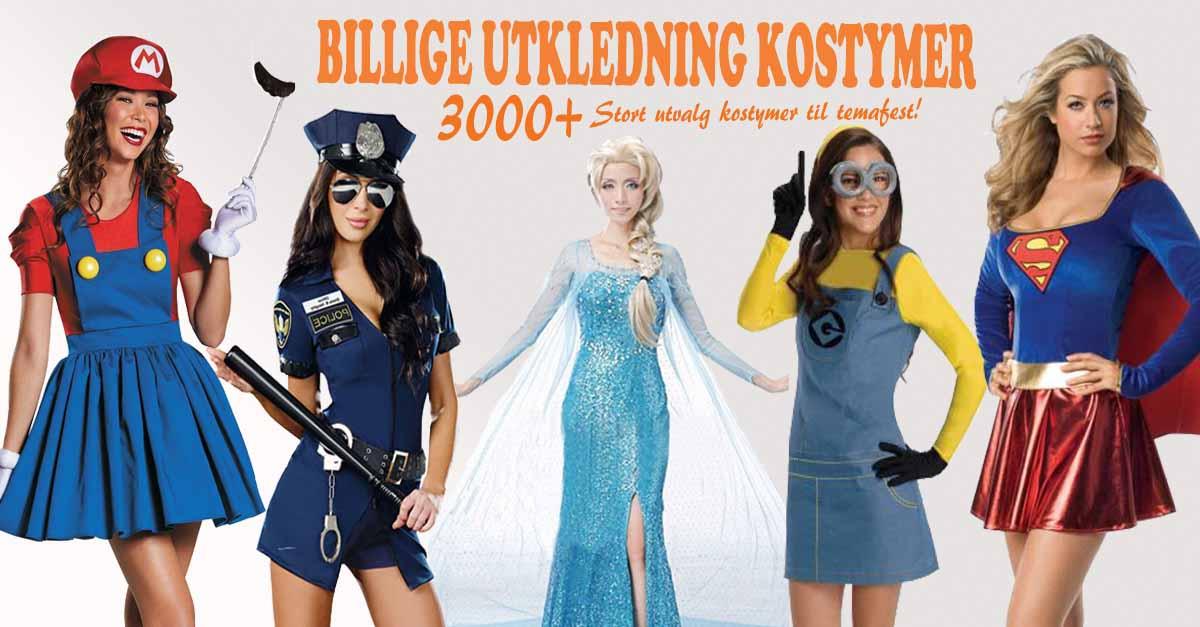 Temafest Kostymer